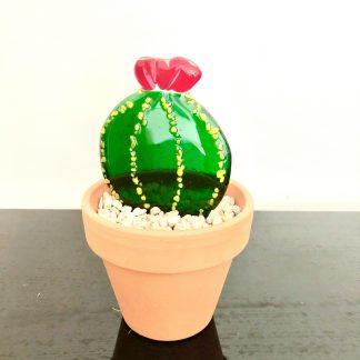 flowering cactus light